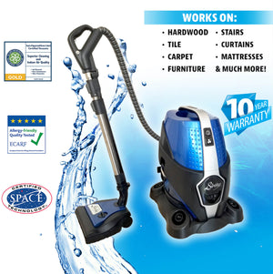 Sirena Vacuum Works On