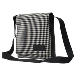 FastBack Bag - Houndstooth 'R' (modern) or Pepita (vintage)