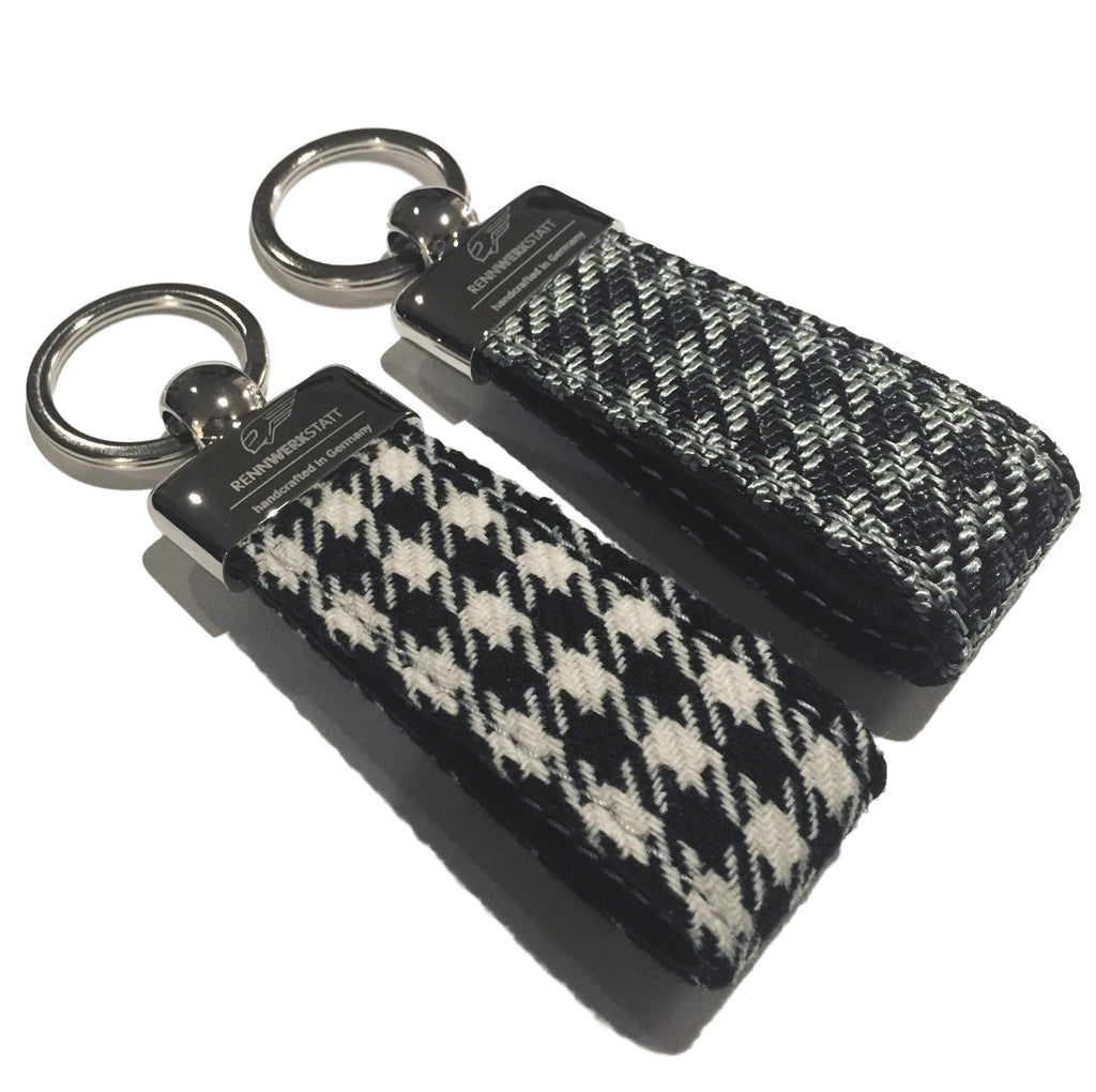 Classics - Houndstooth - KeyRing