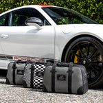 SpeedWeek Bag - Houndstooth 'R' (modern)