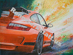 ArtWork - Steffen Imhof - Porsche 911 GT3 RS