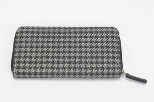 BigSpender / Ladies Purse - Houndtooth 'R' (modern)