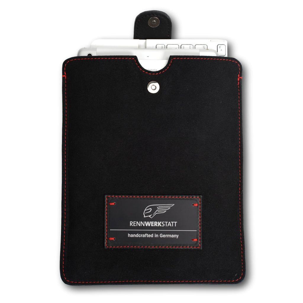 GT - Grand Tourismo - Tablet / iPad Cover - Black-Red