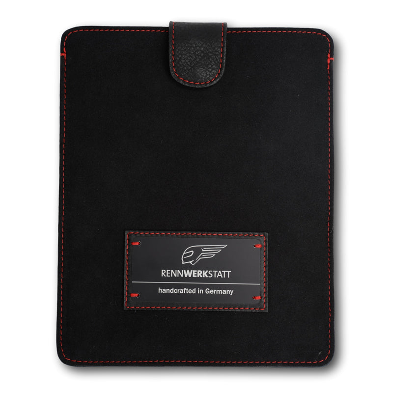 Tablet / iPad Cover - Grand Tourismo (GT) Black-Red