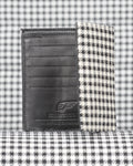 Spender / Men's Wallet - Pepita (vintage)