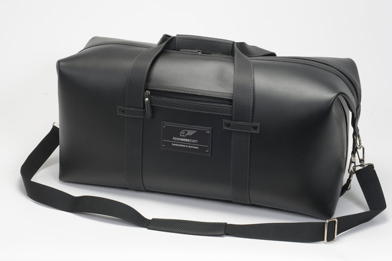 WeekEnder Bag - Black-Carbon - LifeStyle
