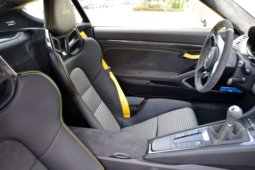 Seat Inserts Set for Porsche Full-Bucket Seats incl. Foam Parts