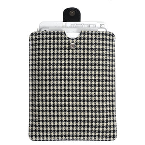 Classics - Houndstooth - Tablet / iPad Cover