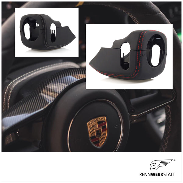 911 (991) Customization - Steering Column Casing in Leather (XVA/XNS) (with/without core trade-in)