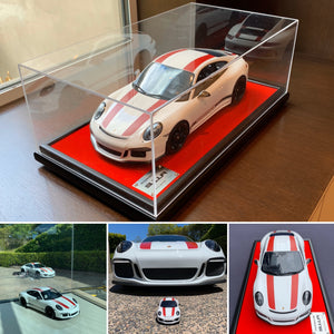 Model Cars - Porsche 911 (991) GT3 RS 1:12 - CUSTOMIZED