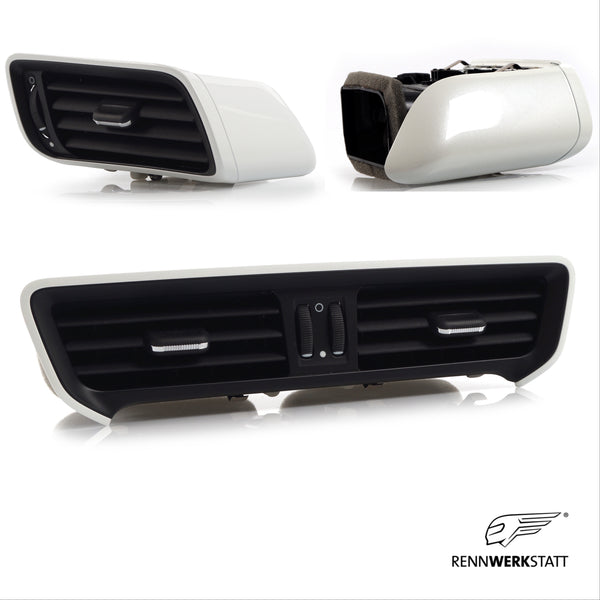 911 (991) Customization - Air Vent Surrounds Painted (CTR) (with/without core trade-in)