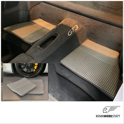 911 (991) Customization - Rear Seat Pads (for Rear Seat Delete)