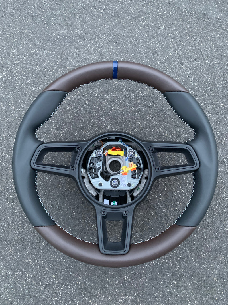 911 (991) Customization - Steering Wheel (with/without core trade-in)