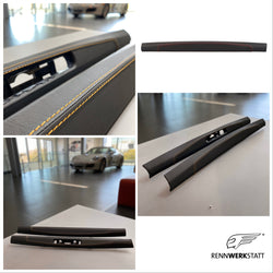 911 (991) Customization - Inner Door-Sill Guards in Leather (XVB/XTG) (with/without core trade)