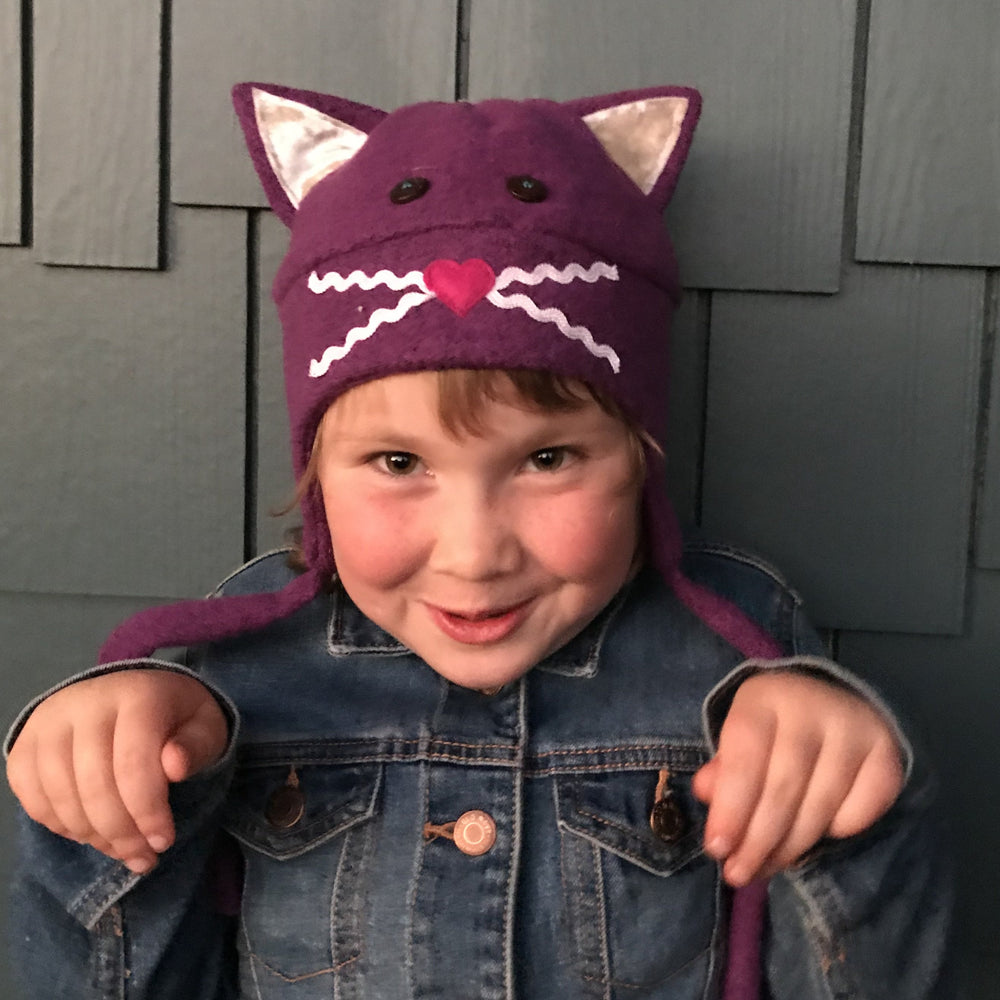 Kids Whiskers Hat