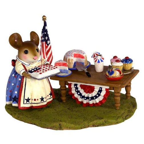 Wee Forest Folk 4th of July
