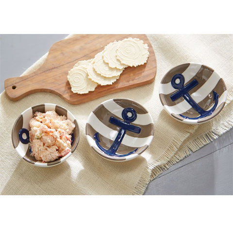 Anchor Dip Cups Set