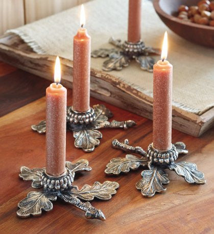 Acorn Candle Holder