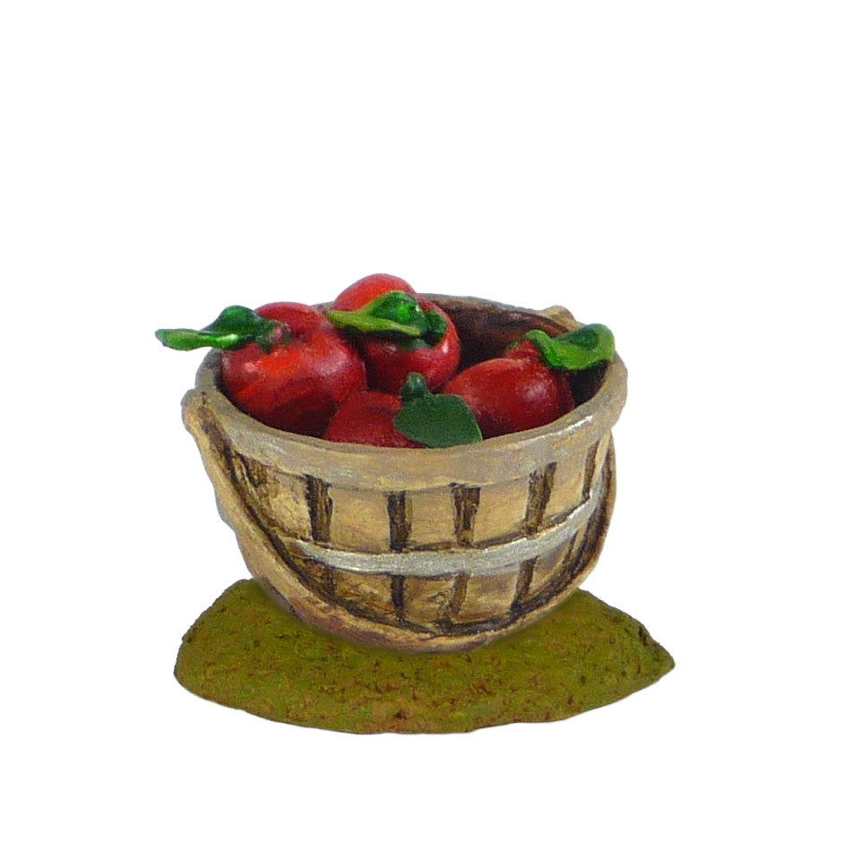 "Wee Forest Folk A-30 ""Apple Basket"""