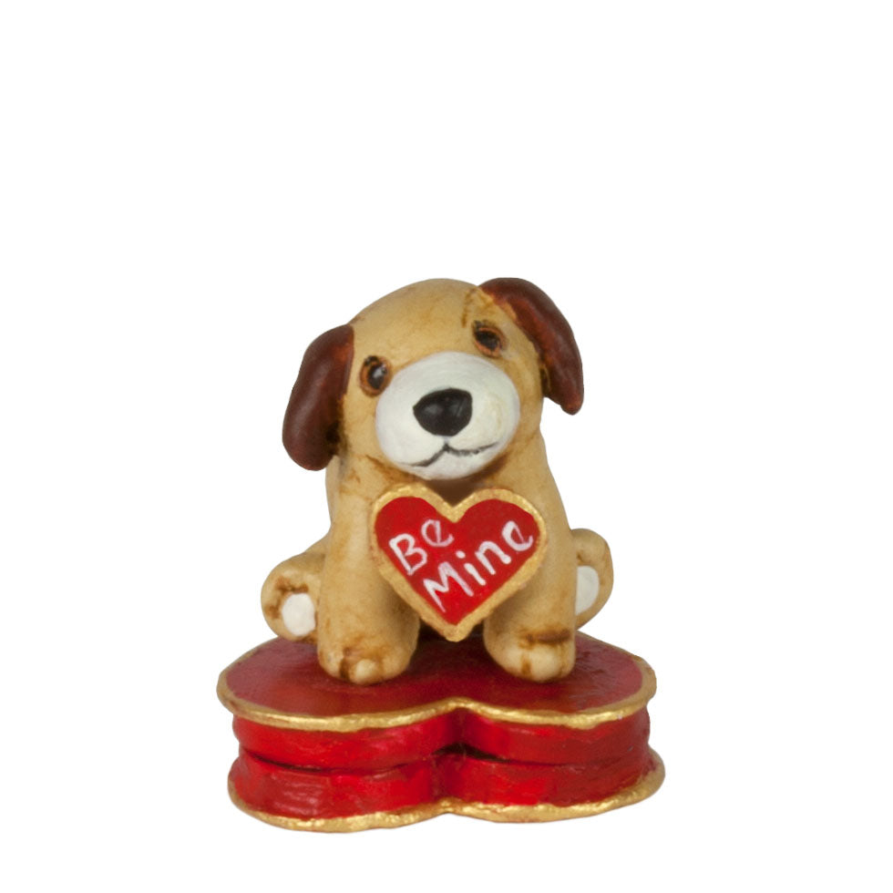 "Wee Forest Folk A-46 ""Lovable Puppy"""