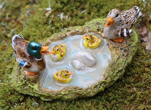"Wee Forest Folk A-58 ""Bobbing Brood"" LE"