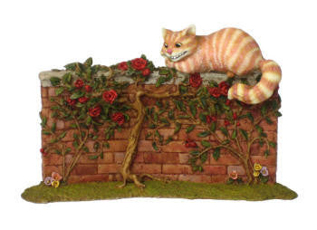 "Wee Forest Folk ""The Cheshire Cat"""