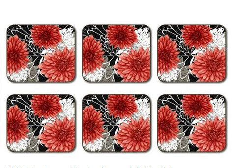 "Coasters ""Fiori"" by Jason Designs"
