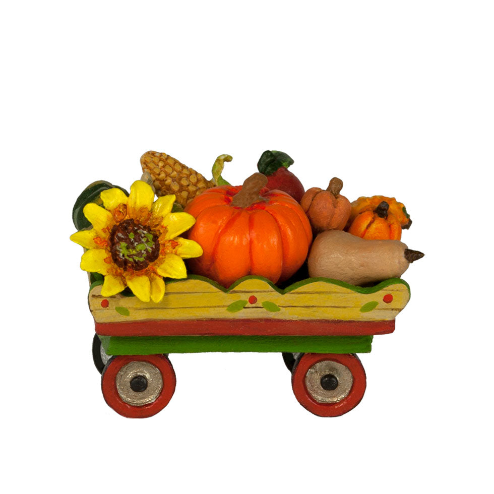 "Wee Forest Folk M-453k ""Harvest Train Car"" Fall Festival"
