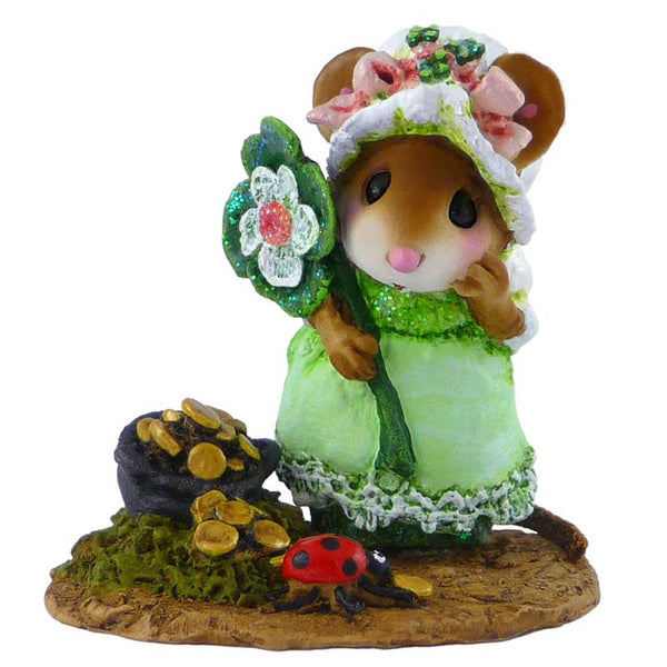 "Wee Forest Folk M-501 ""Patti's Pot of Gold"""