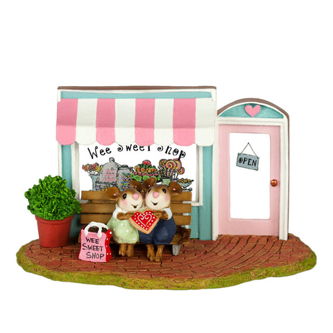 "Wee Forest Folk M-613 ""Wee Sweet Shop"""