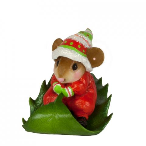 "Wee Forest Folk M-629 ""Holly Express"""
