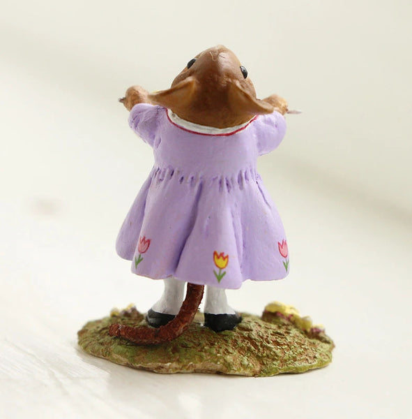 "Wee Forest Folk M-631c ""Easter Eggs Cut Out"" Limited"
