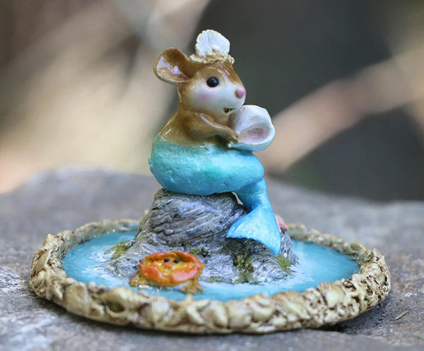 "Wee Forest Folk M-692 ""Mermouse Melody"""