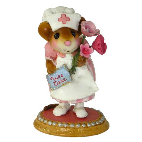 "Wee Forest Folk M-470 ""Nurse Goodheart"" Pink"