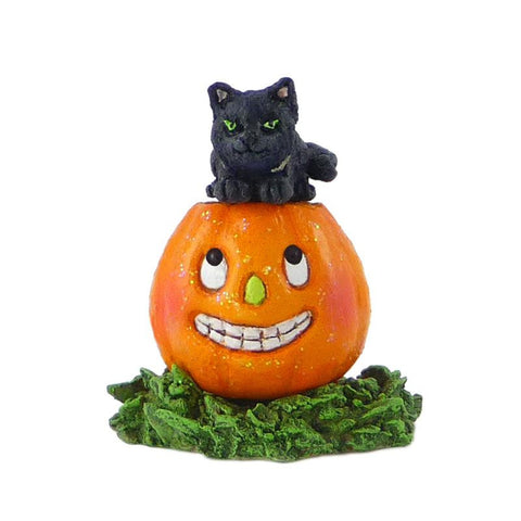 "Wee Forest Folk M-480c Black ""Itty Bitty Kitty"""