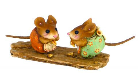 "Wee Forest Folk NM-2 ""Nibble Mouse"""