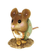"Wee Forest Folk NM-1 ""Single Nibble Mouse"""