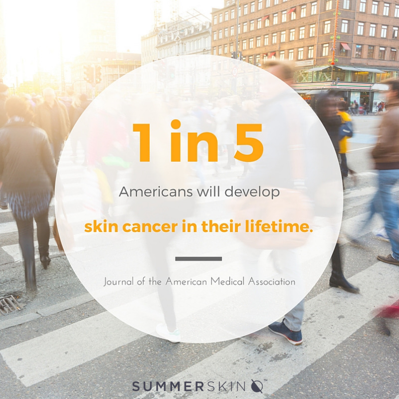 What Is Skin Cancer Awareness Month Summerskin