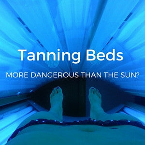 How do you hook up a tanning bed
