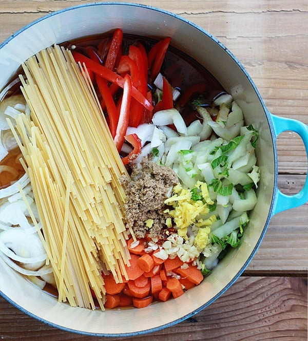 25 Healthy One-Pot Veggie Based Meals