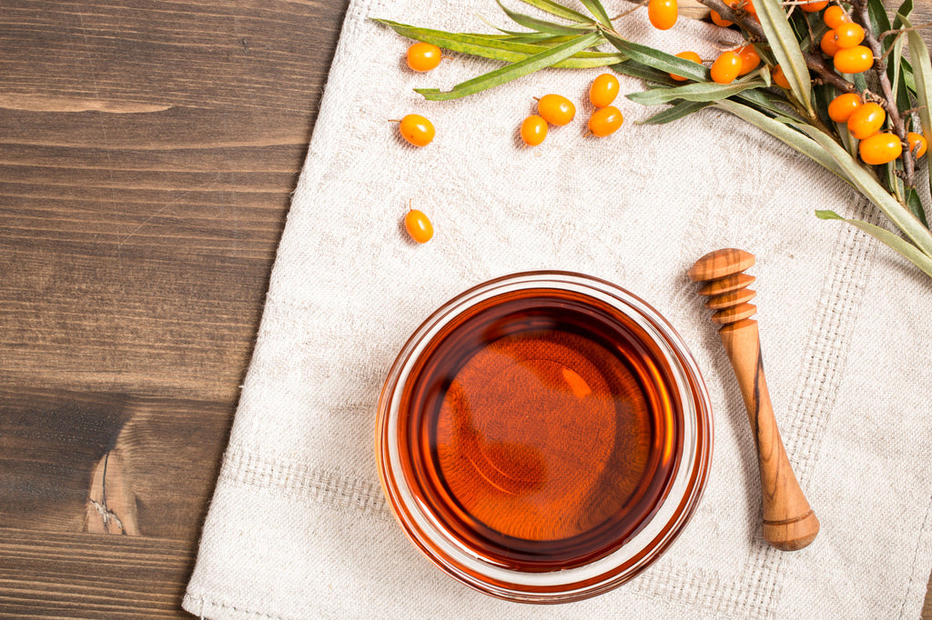 The Miracle Fruit - Sea Buckthorn
