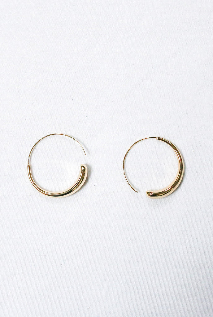 Unique Hoop Earrings