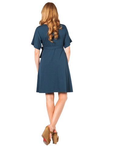 your Classic Wrap Dress • UPF 50+