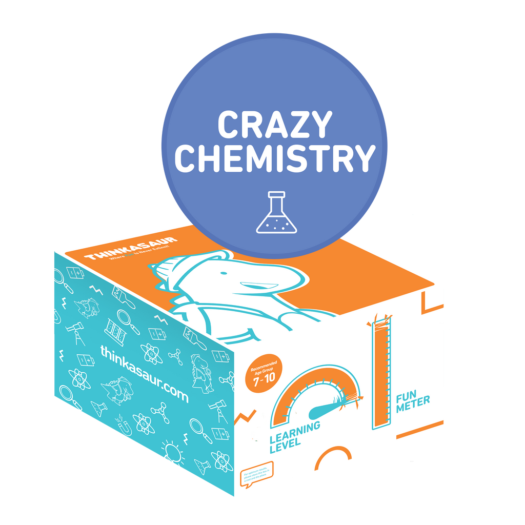 Crazy Chemistry Box