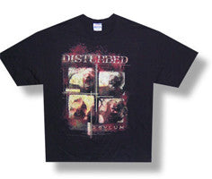 Disturbed Rubberroom t-shirt