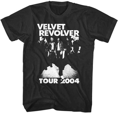 Velvet Revolver-Tour 2004-Black t-shirt