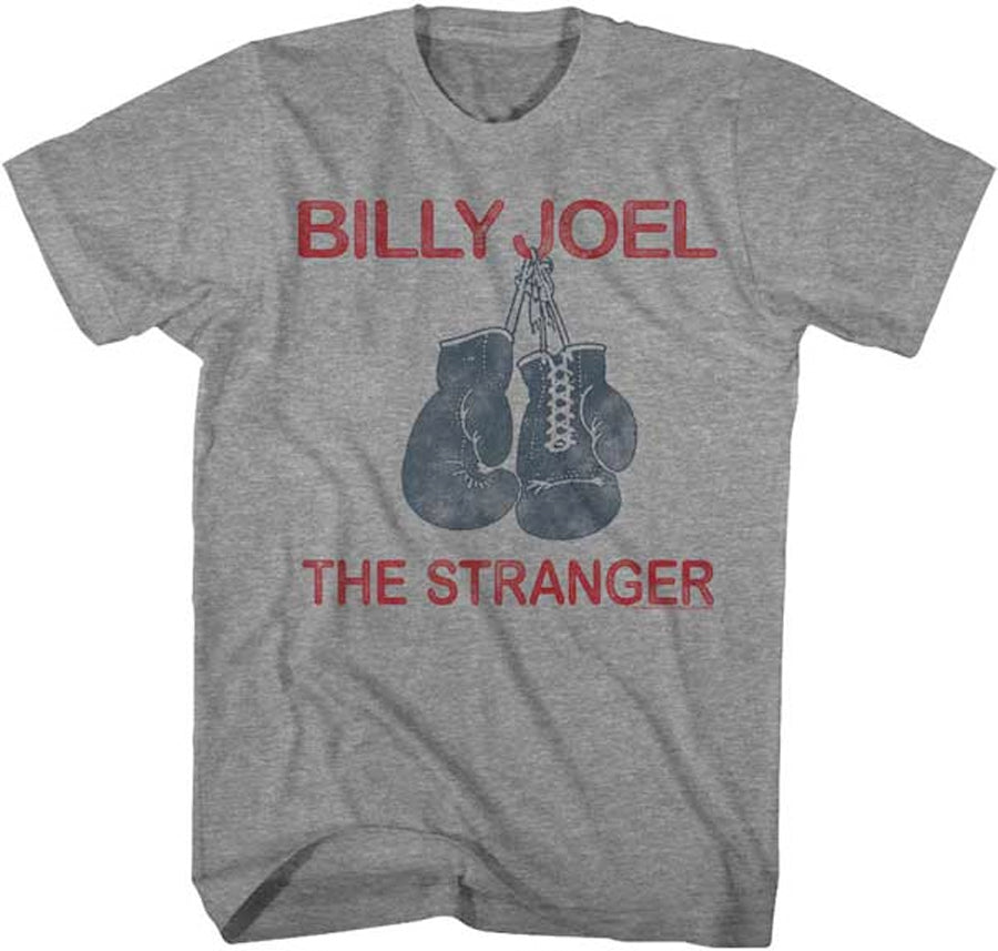 Billy Joel -The Stranger - Graphite Heather t-shirt