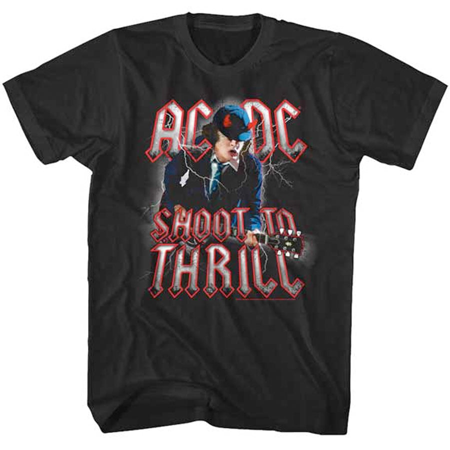 AC/DC - Shoot To Thrill - Black t-shirt