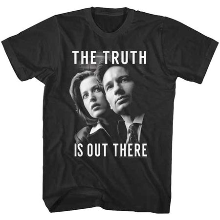 The X-Files - The Truth - Black  t-shirt