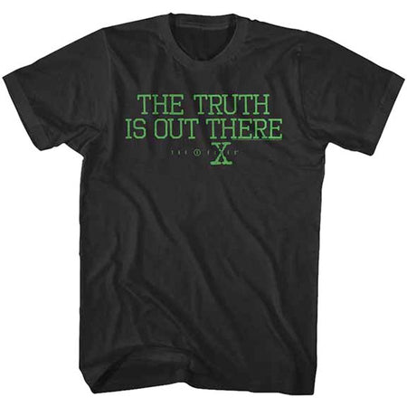 The X-Files - Out There - Black t-shirt